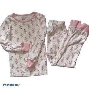 Janie & Jack Ballerina Pajama Set Girls 5
